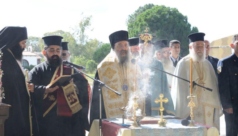 Η εορτή των Αρχιστρατήγων Μιχαήλ και Γαβριήλ στην Πάτρα