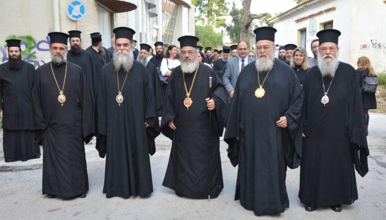 Ξεκίνησαν οι εργασίες του Πανελλήνιου Συνεδρίου Θρησκευτικού Τουρισμού