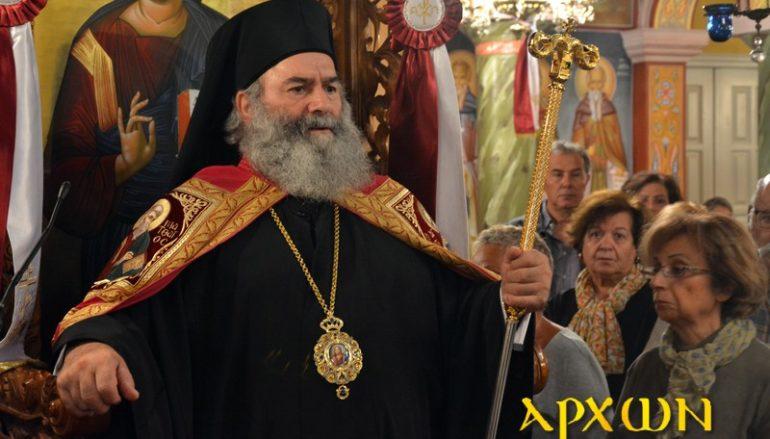 Μάνης Χρυσόστομος: «Να επανέλθουν οι ποινικές διατάξεις της κακόβουλης βλασφημίας»