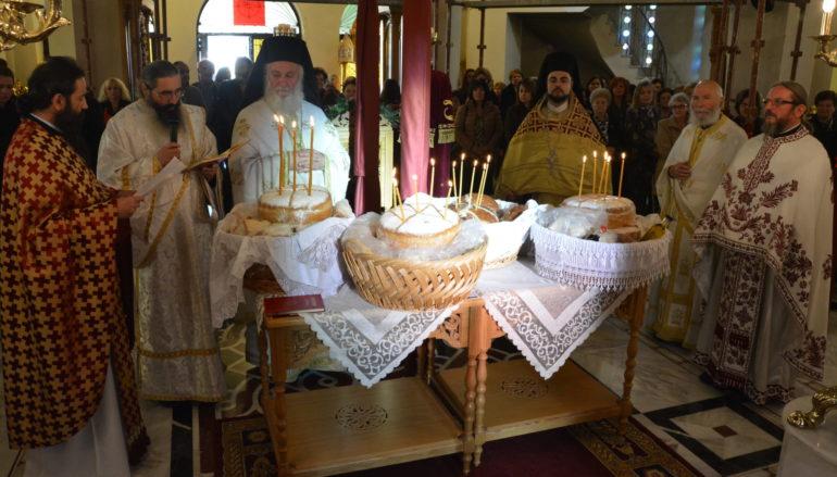 Λαμπρός ο εορτασμός της Αγίας Αικατερίνης στην Τρίπολη