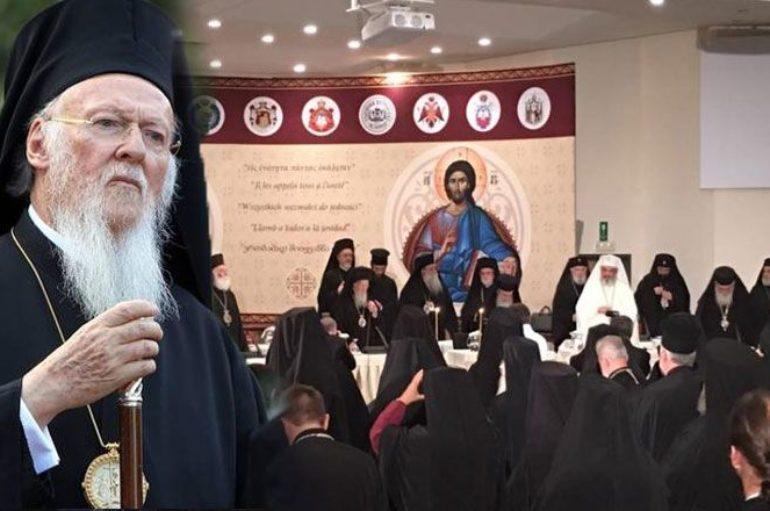 Πανορθόδοξη Σύνοδο ζητούν τέσσερις Μητροπολίτες της Ελλαδικής Εκκλησίας