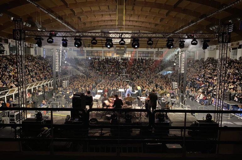 Μεγαλειώδης φιλανθρωπική Συναυλία στην Ιερά Μητρόπολη Πατρών