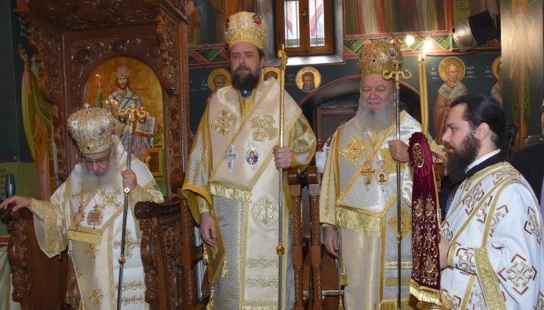 Λαμπρά εορτάσθηκε η μνήμη του Οσίου Ιακώβου Τσαλίκη στην Εύβοια