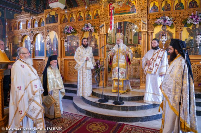 Μεθέορτα της Εορτής του Αποστόλου Ματθαίου στον Παλαιό Πρόδρομο Ημαθίας