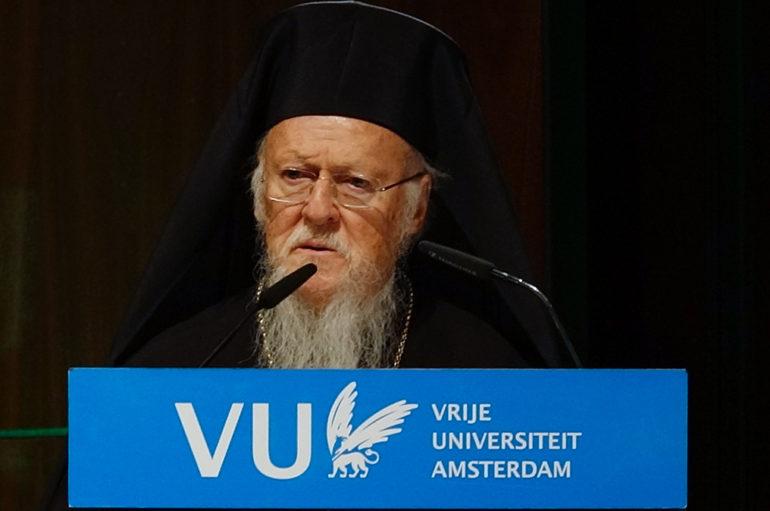 Οικολογικό Συμπόσιο στην Ολλανδία για τον Πράσινο Πατριάρχη