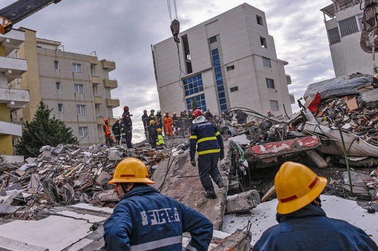 Η Ιερά Μητρόπολη Πατρών για τους σεισμοπλήκτους της Αλβανίας