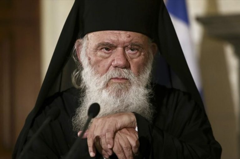 "O Αρχιεπίσκοπος θέτει την ""ΑΠΟΣΤΟΛΗ"" στη διάθεση της Εκκλησίας της Αλβανίας"