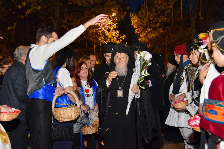 Ο Οικουμενικός Πατριάρχης στο κέντρο της Ευρώπης