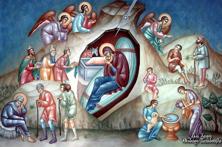 Από το Arxon.gr: Καλά Χριστούγεννα – Χρόνια πολλά!