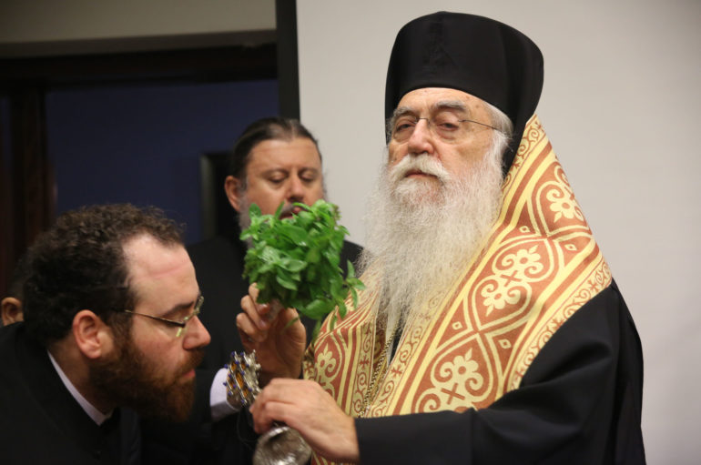 Επιμορφωτικό Σεμινάριο στην Ιερά Μητρόπολη Περιστερίου