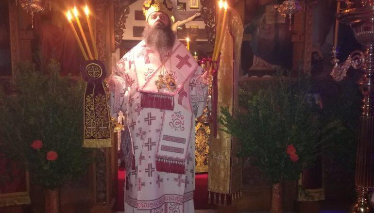 Ο εορτασμός του Αγίου Ελευθερίου στην Ι. Μ. Κορίνθου