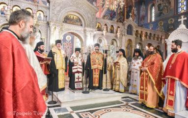 Δεκαετές Μνημόσυνο του μακαριστού Μητροπολίτη Λαγκαδά Σπυρίδωνος