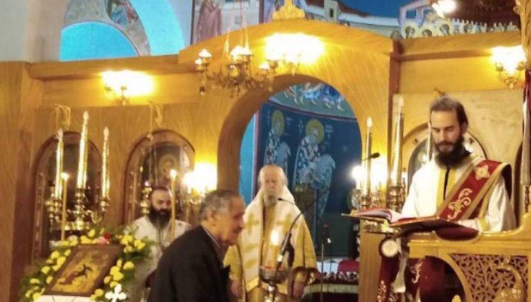 Η Δεσποτική Εορτή των Χριστουγέννων στην Ι. Μ. Καρυστίας
