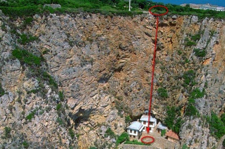 Τραγωδία στο Άγιο Όρος – Προσκυνητής έπεσε σε γκρεμό