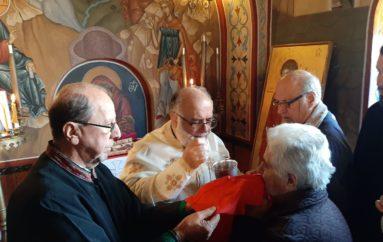 Εορτή του Αγίου Στεφάνου στην Αγία Μαρίνα Ηλιούπολης