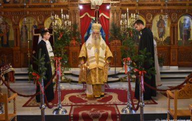 Κυριακή μετά της Χριστού Γεννήσεως στην Ι. Μ. Καστορίας
