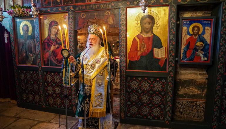 Ο εορτασμός του Οσίου Παταπίου στη Βέροια
