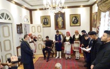 Πρωτοχρονιάτικες Μελωδίες γέμισε το Επισκοπείο Κορίνθου