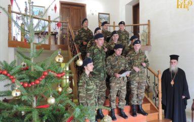 Χριστουγεννιάτικα Κάλαντα στον Μητροπολίτη Άρτης Καλλίνικο