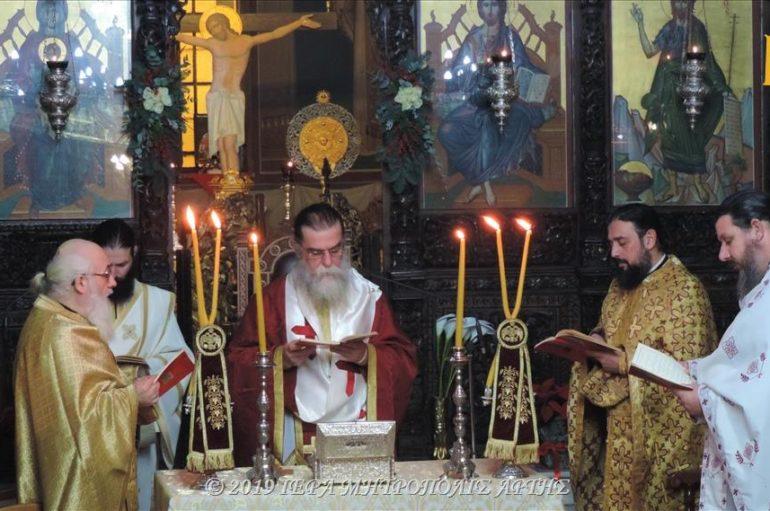Η Αρχαιοπρεπής Λειτουργία του Αγίου Ιακώβου του Αδελφοθέου στην Άρτα