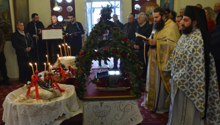 Λαμπρά εορτάσθηκε ο Άγιος Ελευθέριος στην Τρίπολη