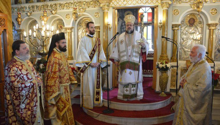 Λαμπρός ο εορτασμός του Οσίου Παταπίου στην Ι. Μητρόπολη Μεσσηνίας