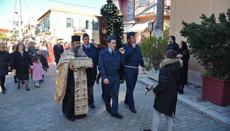 Η Βόνιτσα εόρτασε τον Πολιούχο της Άγιο Σπυρίδωνα