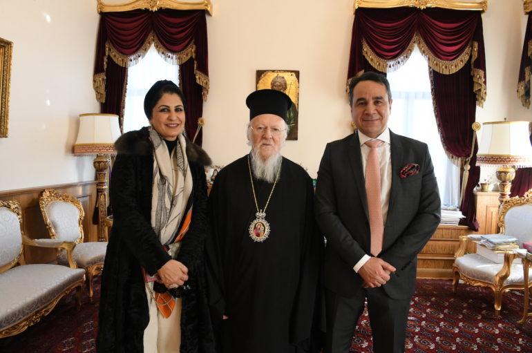Ο Γεν. Πρόξενος του Κουβέιτ στην Πόλη επισκέφθηκε το Οικ. Πατριαρχείο