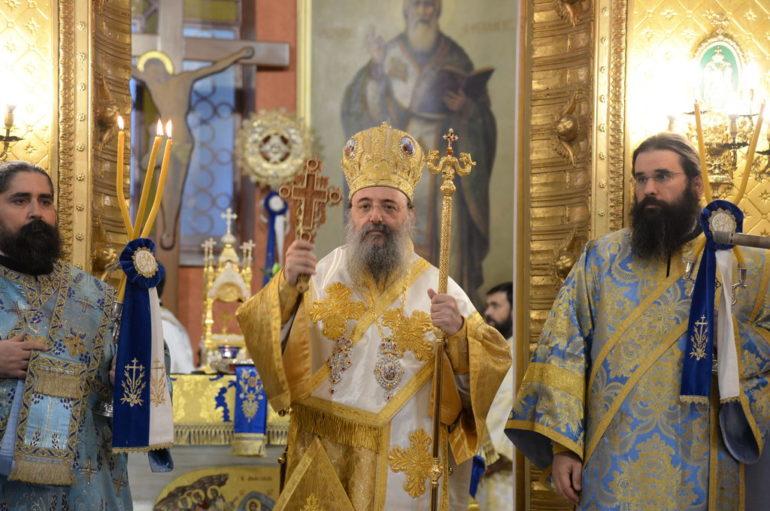 Ο εορτασμός του Αγίου Νικολάου του Θαυματουργού στην Πάτρα
