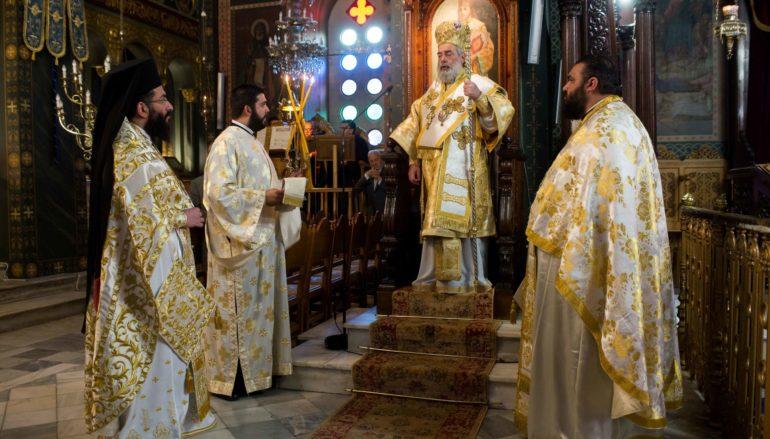 """Ξεκίνησαν οι εκδηλώσεις τιμής προς τον Αγ. Νικόλαο στον ομώνυμο Ναό του """"Φλαρίου"""" Καλαμάτας"""