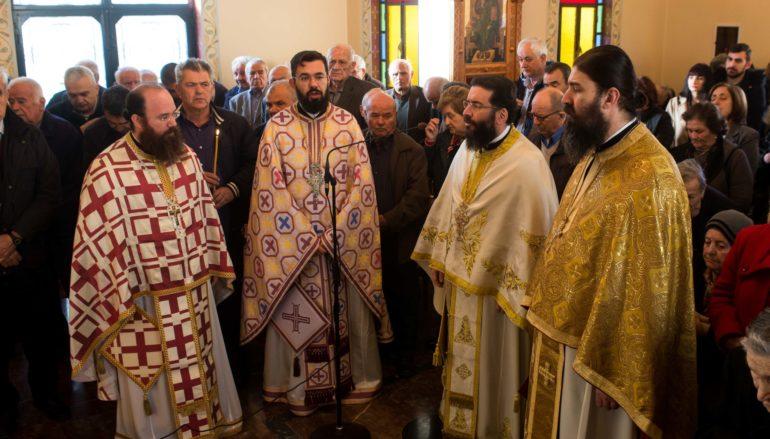 Η εορτή του Αγίου Σπυρίδωνος στην Καλαμάτα