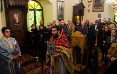 Η Σύναξη της Θεοτόκου στην Ιστορική Μονή Βελανιδιάς