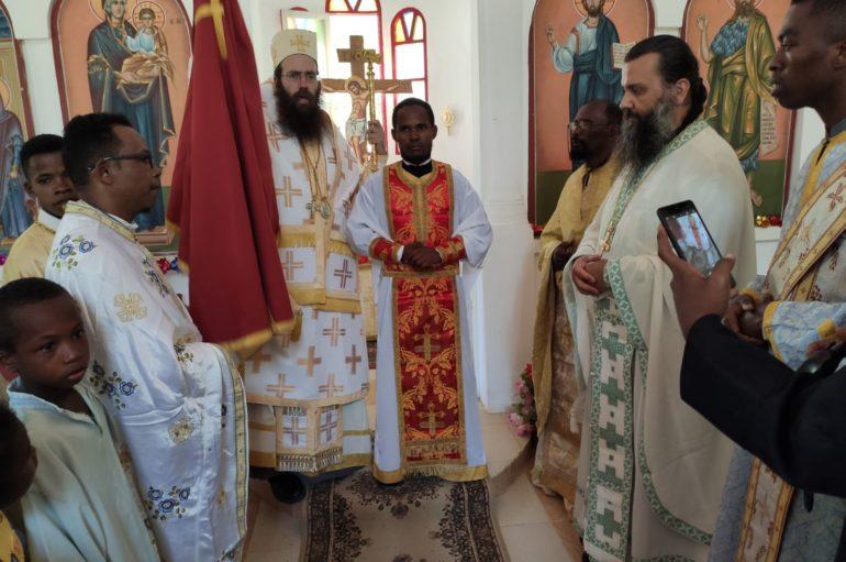 Χειροτονία Πρεσβυτέρου στην Ιερά Επισκοπή Τολιάρας και Νοτίου Μαδαγασκάρης