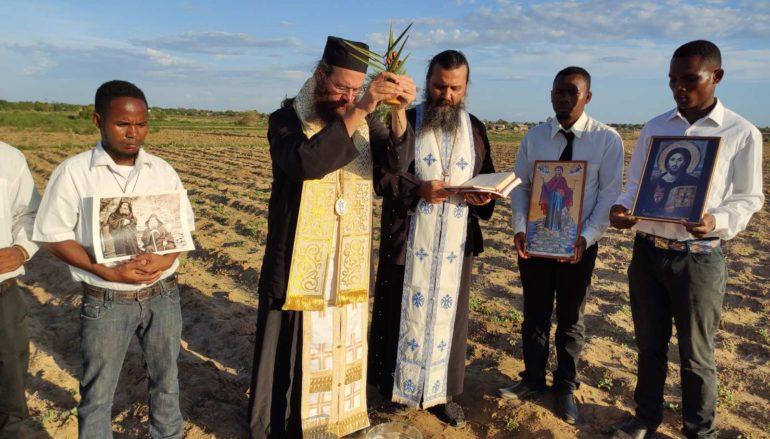 Η Κιβωτός του Οσίου Ιωσήφ του Ησυχαστή στη Νότιο Μαδαγασκάρη