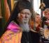 Ο Οικ. Πατριάρχης στο Βατοπαιδινό Μετόχι του Αγίου Ανδρέου στον Γαλατά