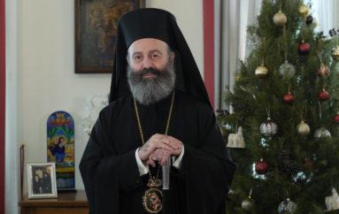 Το Χριστουγεννιάτικο Μήνυμα του Αρχιεπισκόπου Αυστραλίας Μακαρίου