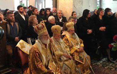 Tο Ρέθυμνο εόρτασε την Πολιούχο του Αγία Βαρβάρα