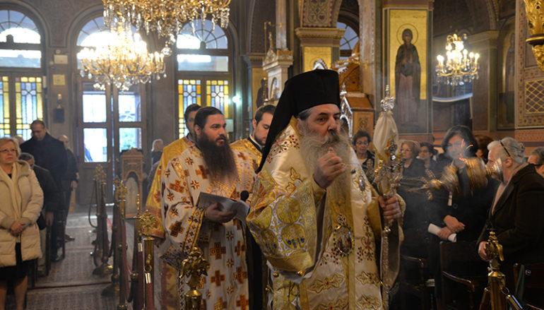 """Πειραιώς Σεραφείμ: """"Η Εκκλησία είναι το τέλος των θρησκειών"""""""
