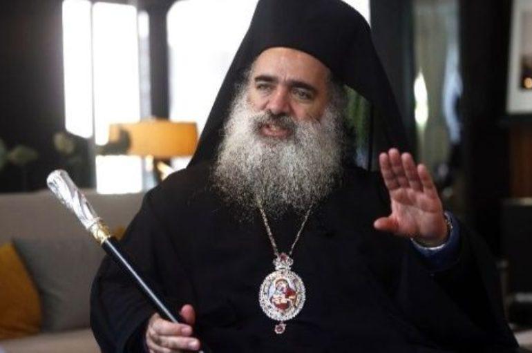 Επίθεση με αέριο στον Αρχιεπίσκοπο Σεβαστείας