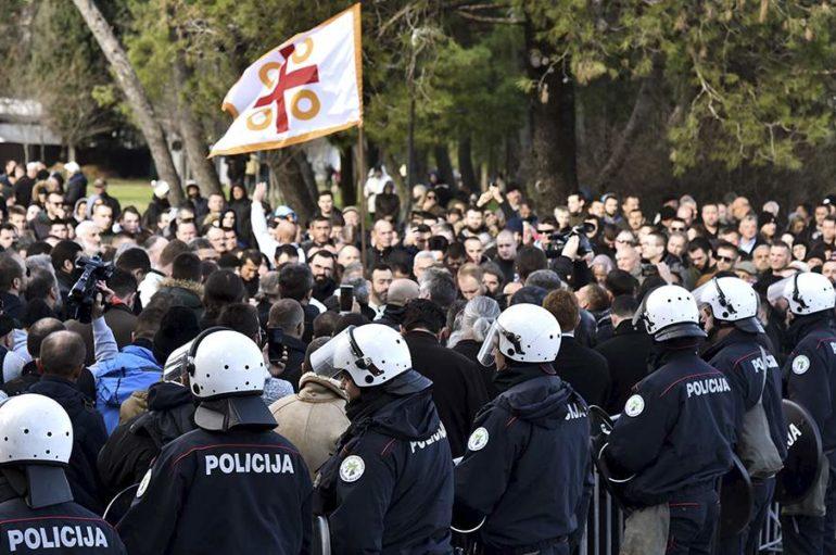 H Σερβική Ορθόδοξη Εκκλησία χάνει την περιουσία της στο Μαυροβούνιο
