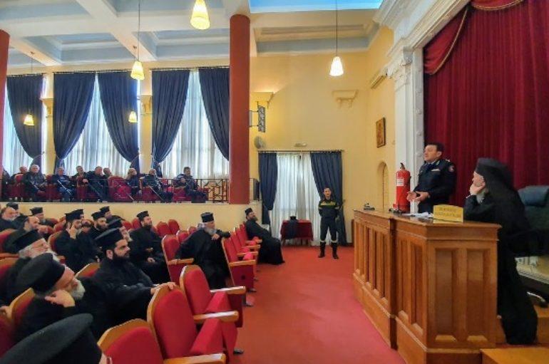 Κληρικολαϊκή Σύναξη στην Ι. Μητρόπολη Ναυπάκτου
