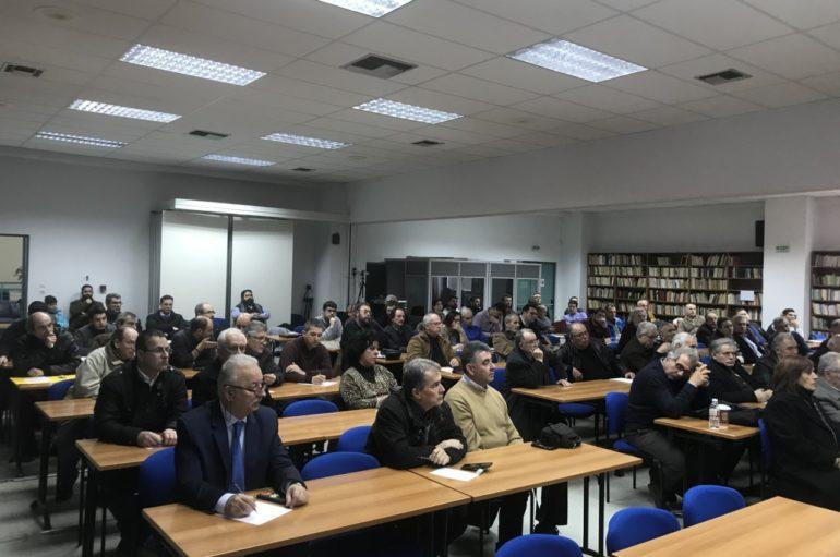 Επιτυχές το Επιμορφωτικό Σεμινάριο του Συνδέσμου Ιεροψαλτών Μαγνησίας