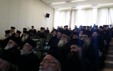 Ιερατική Σύναξη Ιανουαρίου στην Ι. Μ. Πρεβέζης