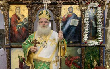 Η εορτή του Αγίου Αντωνίου στην Ι. Μητρόπολη Ιεραπύτνης