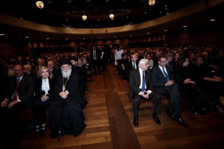 Ο Αρχιεπίσκοπος στην παρουσίαση των δράσεων της Πρωτοβουλίας 1821-2021
