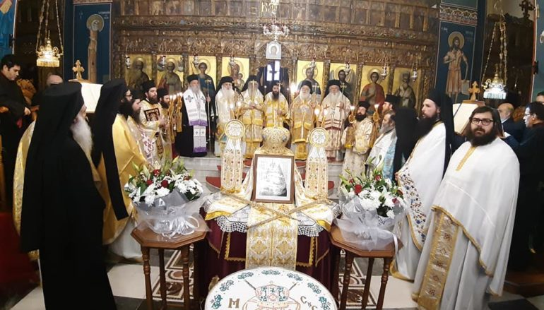 Το ετήσιο Μνημόσυνο του μακαριστού Μητροπολίτη Σιατίστης Παύλου
