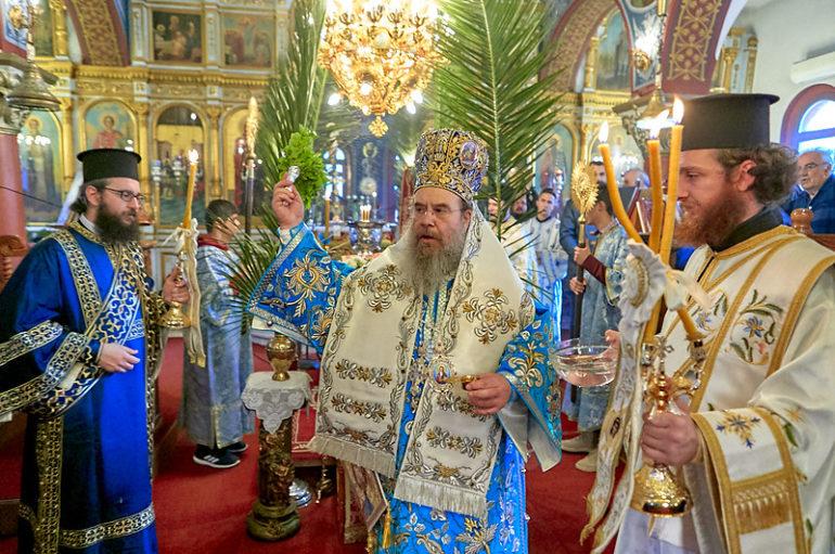 Η Ιερισσός εόρτασε την Δεσποτική εορτή των Θεοφανείων