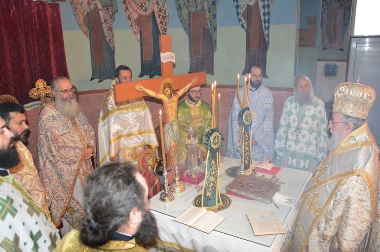 Η εορτή του Αγίου Αντωνίου στο Πυργοχώρι Παγγαίου