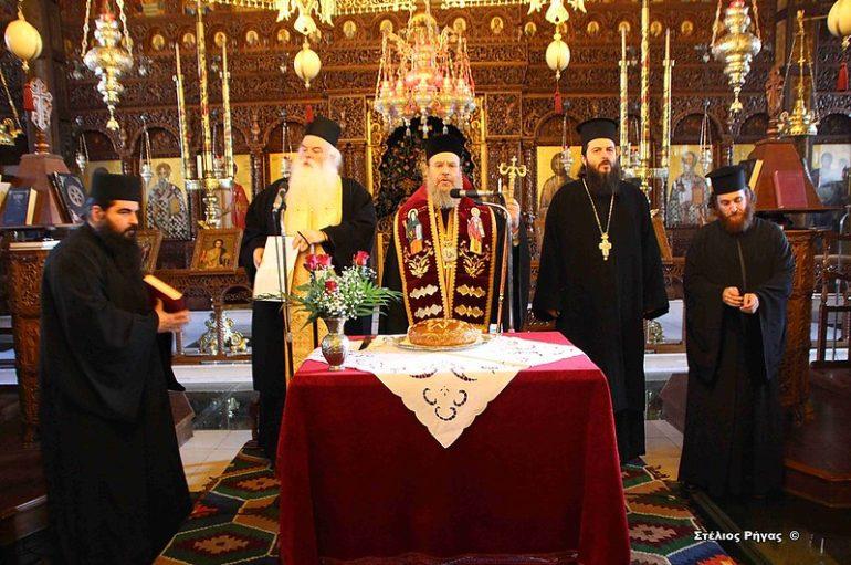 Σύναξη κλήρου και Εκκλησιαστικών Συμβουλίων στην Ι. Μ. Ιερισσού