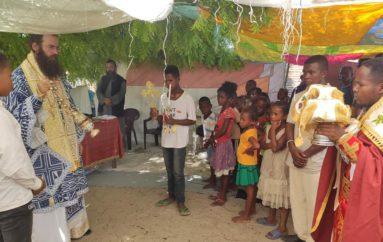 Τα Ονοματήρια ενός Ιεραποστόλου στα βάθη της Αφρικής